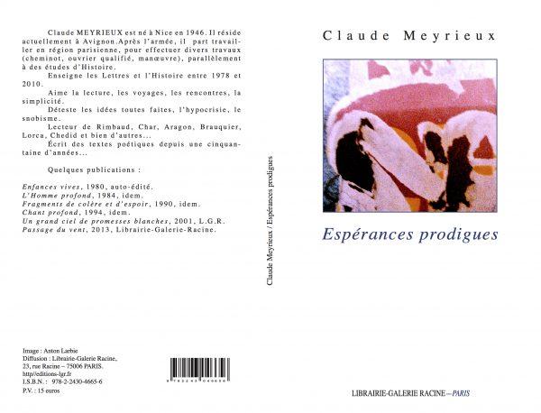MEYRIEUX Claude